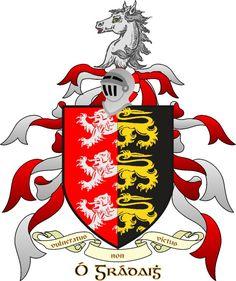 O'Grady Coat of Arms