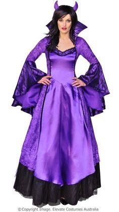 Mistress of Anguish -Women's Vampire Costume $60.01