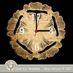 Laser cut wall clock / coaster templates, buy online now, free vector designs every day. Clock Template, Scroll Saw Patterns, Coaster Set, Vector Design, Laser Cutting, Free Design, Clocks, Vector Free, Templates