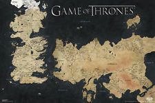 Joe dempsie hannah murray and more spotted in belfast ahead of game of thrones world map poster westeros and essos brand new licensed art gumiabroncs Gallery
