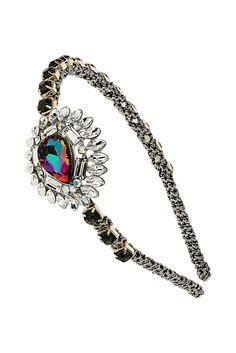 Premium Jewelled Headband - Jewelry - Bags & Accessories - Topshop USA