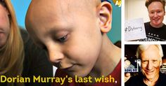 Strangers And Celebrities Are Helping This Dying Boy Get His Final Wish