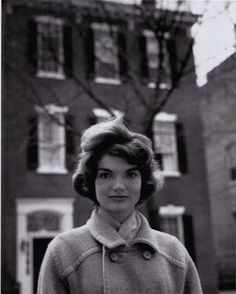 Jackie is a great inspiration for my special day's hair.
