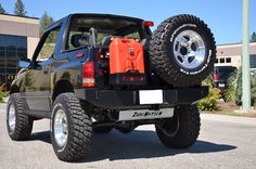 We have been building custom Suzuki's for nearly two decades. We provide suspension lifts, bumpers, performance parts. Suzuki Vitara Cabrio, New Suzuki Jimny, Jeep 4x4, Jeep Truck, Sidekick Suzuki, Chevrolet 4x4, Chevy, Mini Jeep, Jeep Bumpers