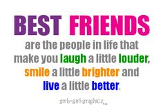 Quote about Best Friends..
