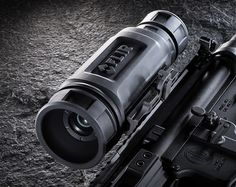For the night stalkers, FLIR's affordable thermal-image scope. We carry these. just contact us. www.texastacticalresponse.com