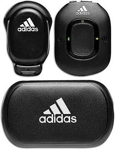 The Adidas miCoach System Monitors Your Excercising Habits #runningaccessories #jogging trendhunter.com
