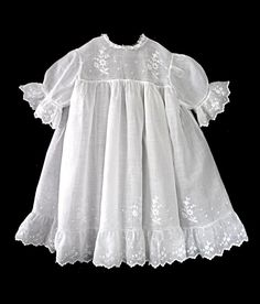 Antique Baby Dress Edwardian