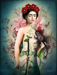 Catrin Welz-Stein --Frida