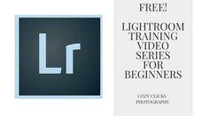 Free Lightroom training for beginner photographers. Learn to basics here