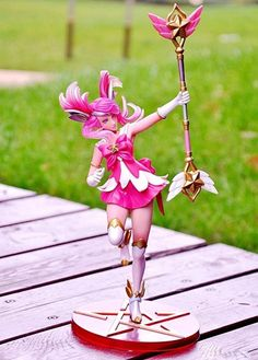 League of Legends LOL Action Figure Toy Collect Game - Lux 12 Inch