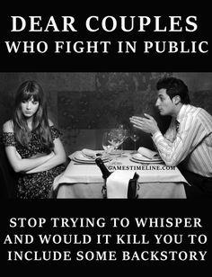 Dear Couples - Imgur