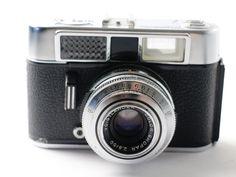 VOIGTLÄNDER VITO CL mit SKOPAR 2.8 / 50 inkl Tasche Antik Vintage 6x6 Retro in Foto & Camcorder, Photographica, Alte Kameras | eBay
