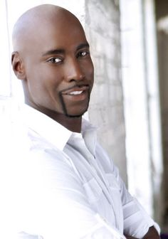 DB Woodside from Single Ladies ... Just all kinds of delicious :)