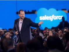 The real reason Salesforce is complaining to regulators about the Microsoft-Linkedin deal