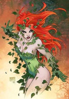 Poison Ivy by Michael Turner and Peter Steigerwald