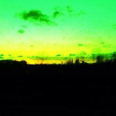 Limegreen Sunset