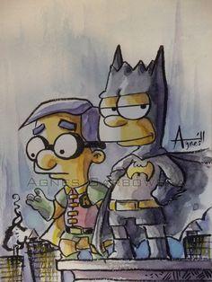 Bartman & Robin