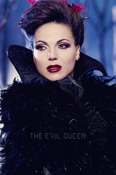 "The Evil Queen - Lana Parrilla - ""Once Upon a Time"" (TV 2011 - )"