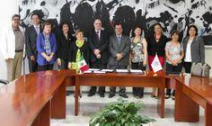 UAQ y Universidad Rovira i Virgili, de Cataluña,  signan convenio de colaboración