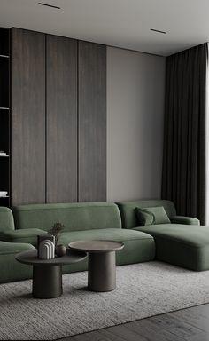 Minimalist Interior, Modern Interior Design, Interior Architecture, Home Room Design, Living Room Designs, House Design, Living Room Color Schemes, Home Living Room, Living Room Decor