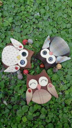 #owl #quilt#keycover