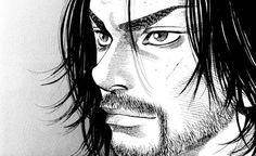 Manga Drawing, Manga Art, Anime Art, Vagabond Manga, Inoue Takehiko, Character Types, Berserk, Samurai, Characters