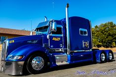 Peterbilt 386, Custom Peterbilt, Peterbilt Trucks, Chevy Trucks, Pickup Trucks, Show Trucks, Big Rig Trucks, Custom Big Rigs, Custom Trucks
