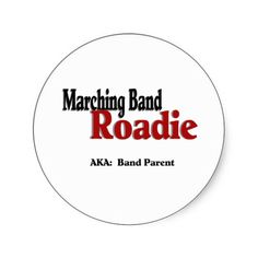 I think we should use these as the band parent buttons..lol