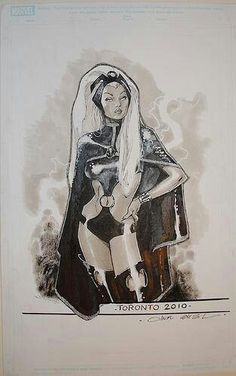Storm by Olivier Coipel