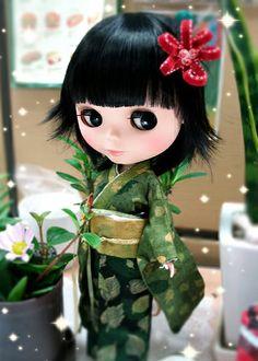 The Modern GEISHA ✿ :: Blythe Geisha