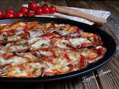 pizza di melanzane ricetta semplice