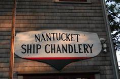 Random New England sign