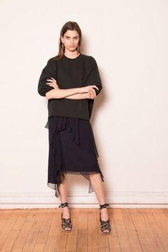 Rachel Comey Pre-Fall 2017 Fashion Show Collection
