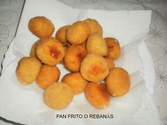 Tapas, Pan Frito, Albondigas, Canapes, I Love Food, Brunch, Chocolate, Fruit, Cooking
