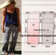 BLOUSE MAKE EASY - 2 | I can't seem to translate the page. But it looks simple enough. Cute