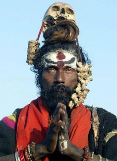 Collecting Indian ness