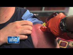 """#ToolsoftheTrade- Very informative video. I will warn it will make you feel """"ouch""""! #LexingtonKY"""