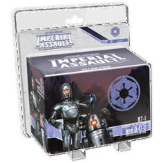 PRE-ORDER: Star Wars Imperial Assault BT-1 and 0-0-0 Villain pack