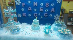 Frozen Inspiration- happy birthday