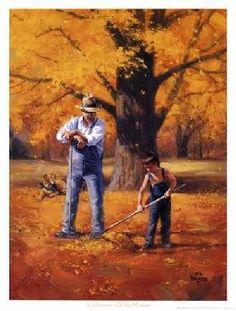 """""""Golden Memories"""" by Jack Sorenson"""