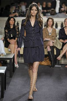 Chanel Resort 2007 Fashion Show
