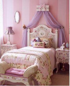 vintage girls room furnitue - Google Search