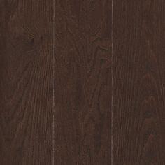 "Solid Hardwood Flooring - Randhurst Collection - Chocolate / Oak / 5"" / Flat Finish"