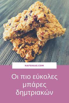 Oats Recipes, Sweet Recipes, Snack Recipes, Cooking Recipes, Healthy Recipes, Pan Cooking, Budget Cooking, Healthy School Snacks, Healthy Sweets