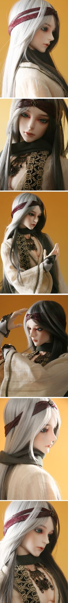Quiet, I cannot even begin to understand what this doll is saying .. the SOOM emporium