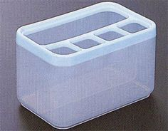 Japanese Refrigerator Organize Container Wasabi Tube Holder #5305 by JapanBargain. $5.69. Material: Plastic. Capacity: 17 oz. Made in Japan. Dimension: 5-1/4in L x 3-1/4in W x 3in H. This Japanese Refrigerator Organize Container is Great for Organize Small Items Such as Wasabi Tube
