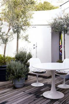 Cahier de styles - Compilation thématiques d'images et d'idées. Couleur : Blanc - White © Atelier de Paysage - JesuisauJardin.fr - Paris #white #blanc #outdoor