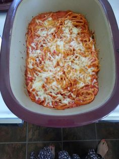 Normal Every Day Cooking With An Every Day Chef: Parmesan Chicken & bonus baked spaghetti