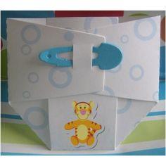 Tigger baby shower invitation